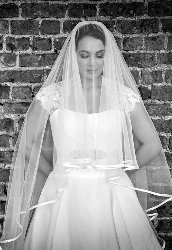 Thomas Sunderland Photography Bride with Veil Image