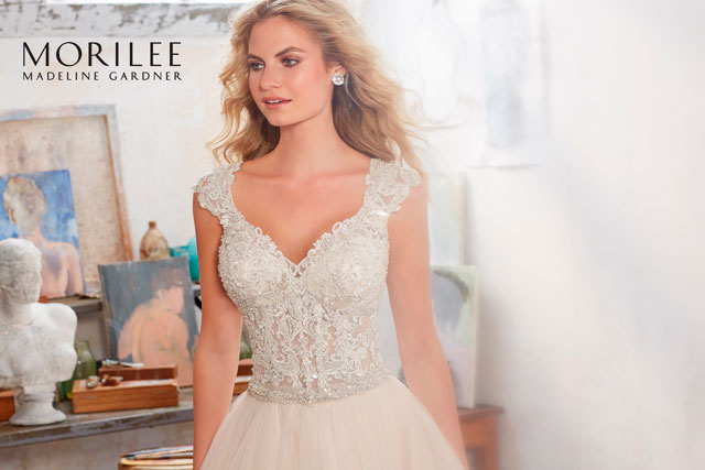 Mori Lee Wedding Dresses For 2017 Brides