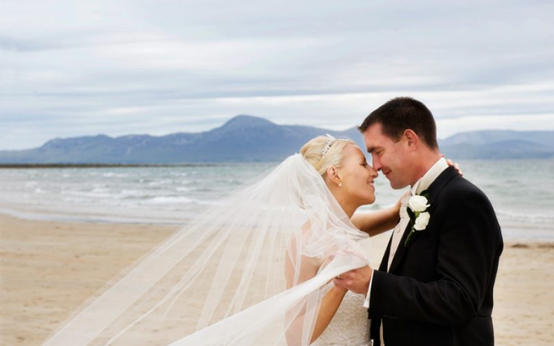 Getting Married by the Beach