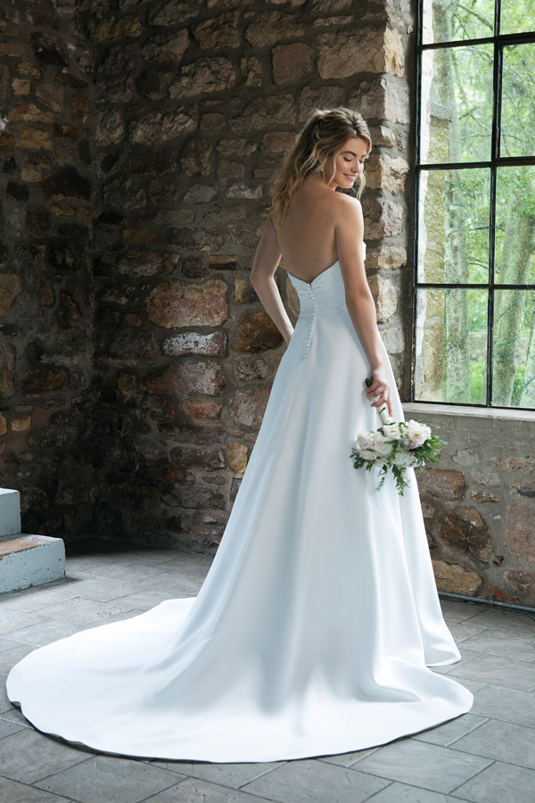 Sincerity Bridal Wedding Dress Style 44041