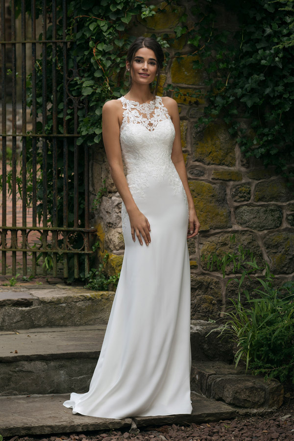 Sincerity Bridal Wedding Dress Style 44048