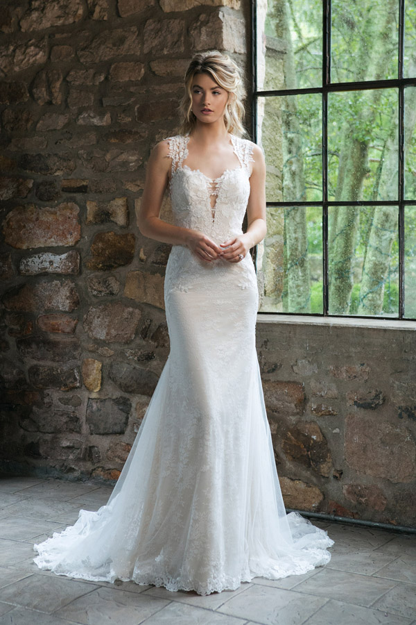 Sincerity Bridal Wedding Dress Style 44056