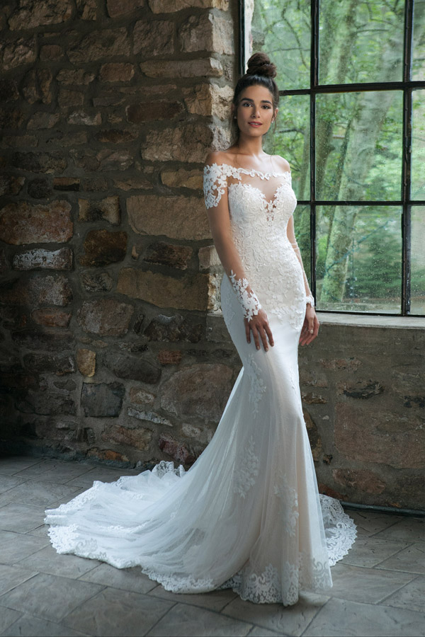 Sincerity Bridal Wedding Dress Style 44059