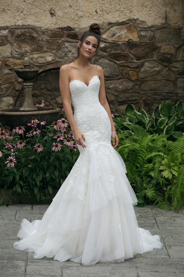 Sincerity Bridal Wedding Dress Style 44060