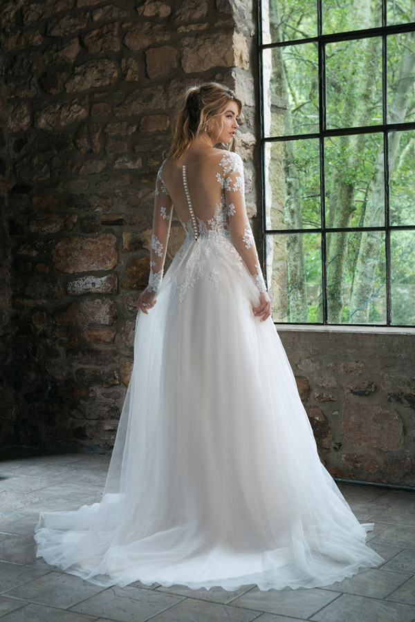 Sincerity Bridal Wedding Dress Style 44061