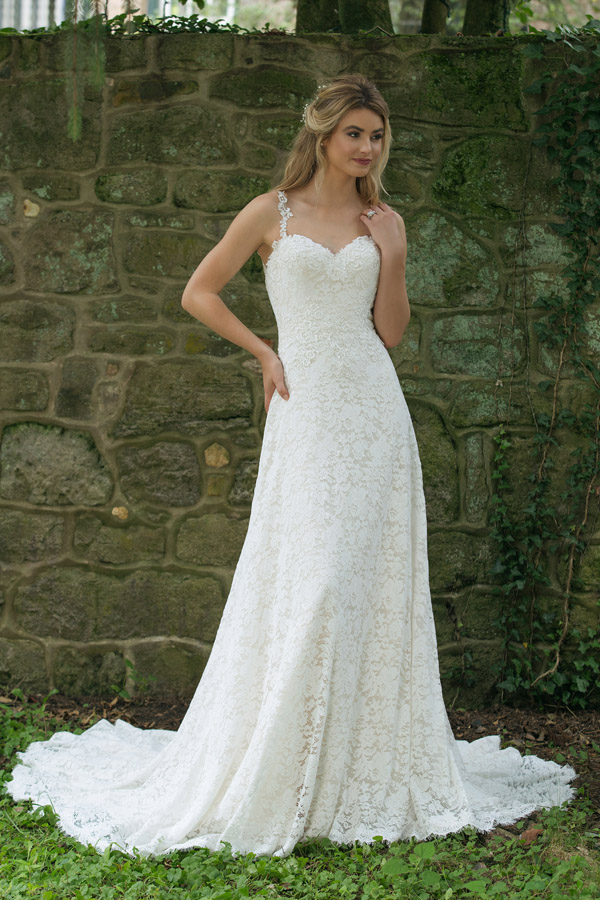 Sincerity Bridal Wedding Dress Style 44063