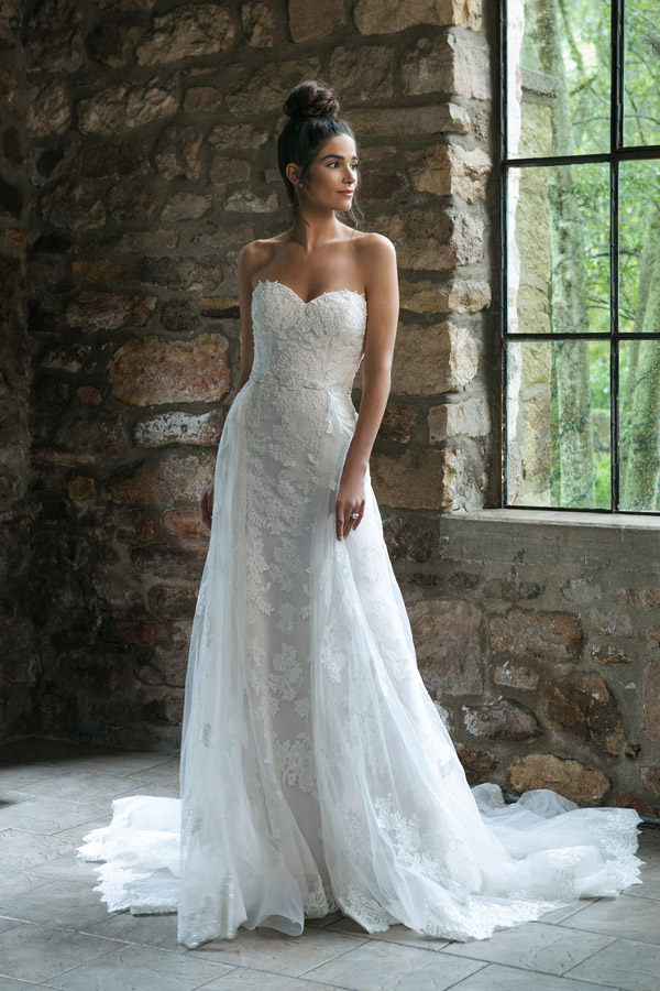 Sincerity Bridal Wedding Dress Style 44064