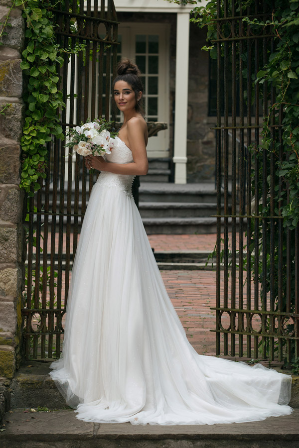 Sincerity Bridal Wedding Dress Style 44065