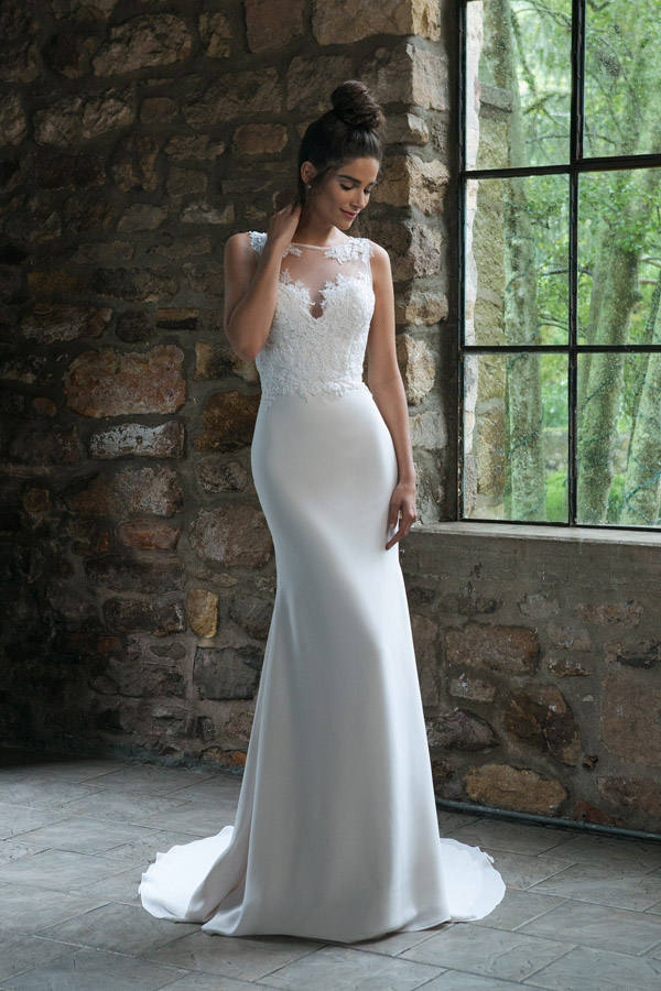 Sincerity Bridal Wedding Dress Style 44066