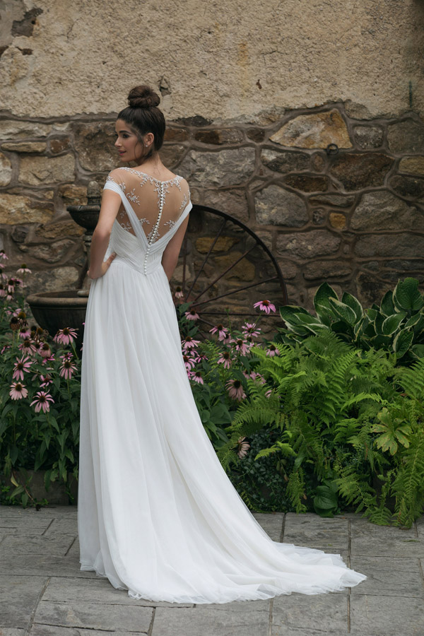 Sincerity Bridal Wedding Dress Style 44068
