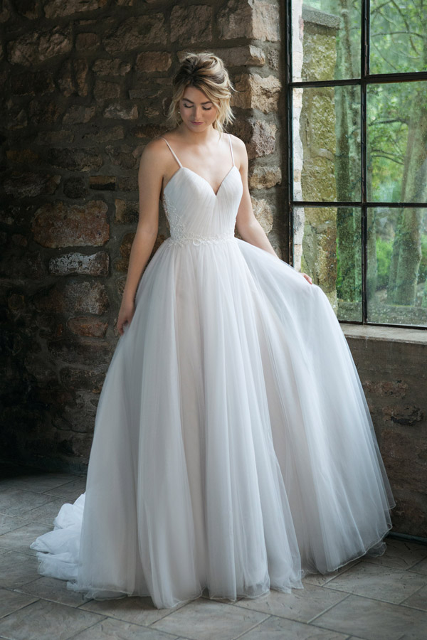 Sincerity Bridal Wedding Dress Style 44069