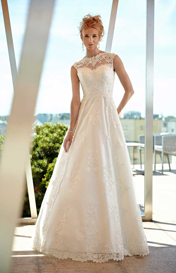 Annais Wedding Dress Dramina