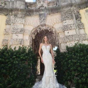 Ashley & Justin Wedding Dress 2018 Style No 10586