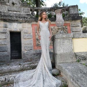 Ashley & Justin Wedding Dress 2018 Style No 10560
