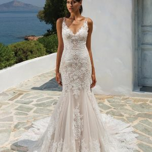 Justin Alexander Wedding Dress 2018 - Style No. 8961