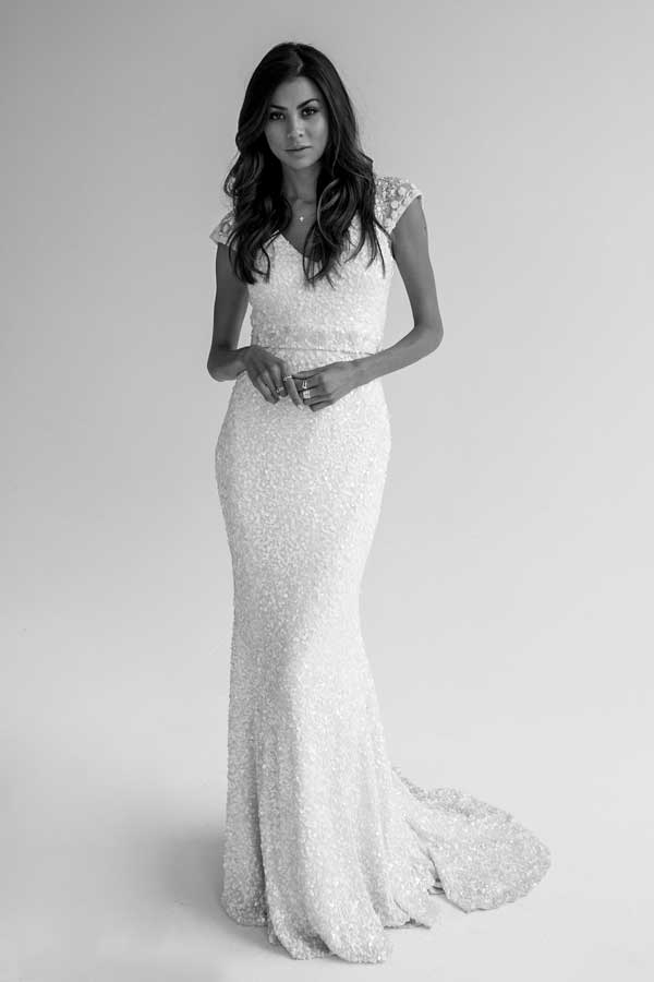 Beau Bride Caitlyn Front