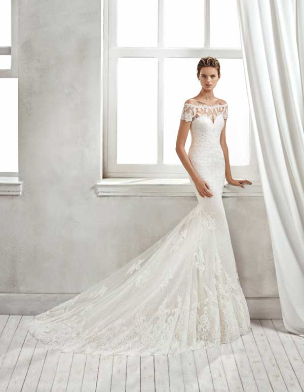 Luna Novias Wedding Dress Harlow