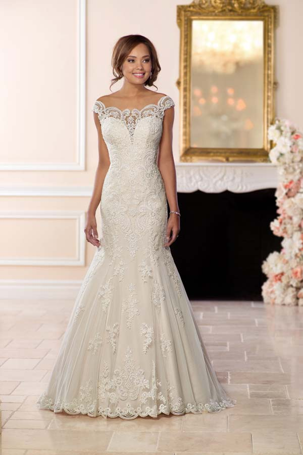 Stella York Wedding Dress Style 6569