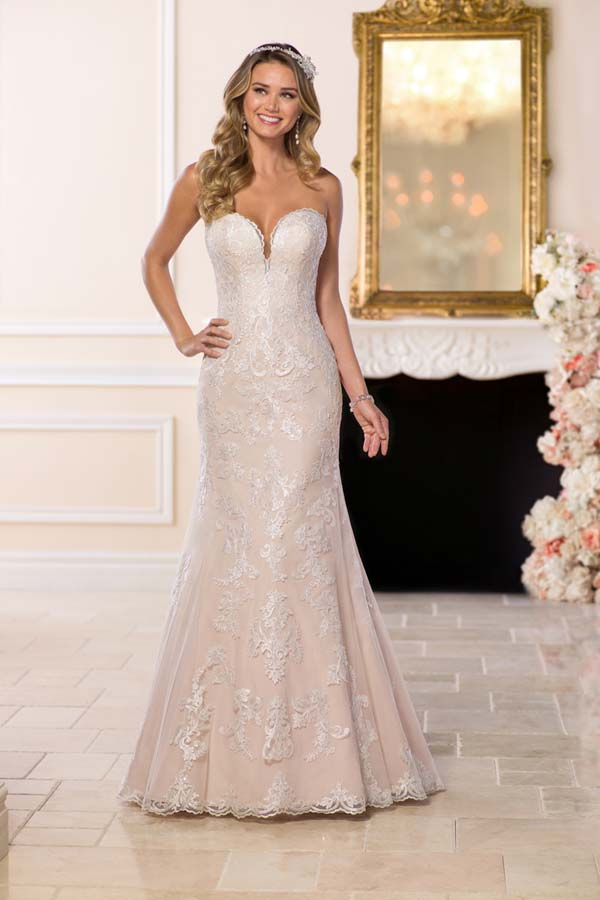 Stella York Wedding Dress Style 6585