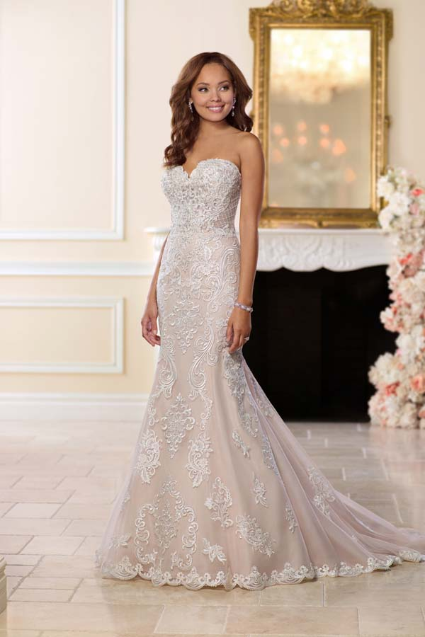 Stella York Wedding Dress Style 6589