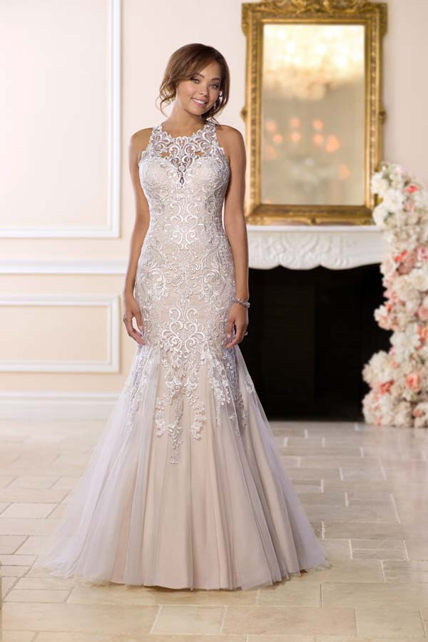 Stella York Wedding Dress Style 6600
