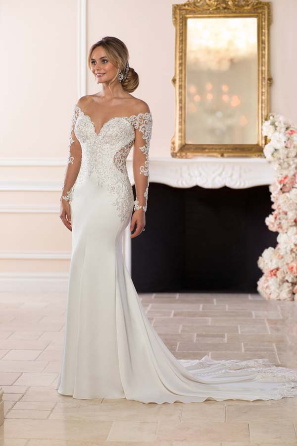 Stella York Wedding Dress Style 6607