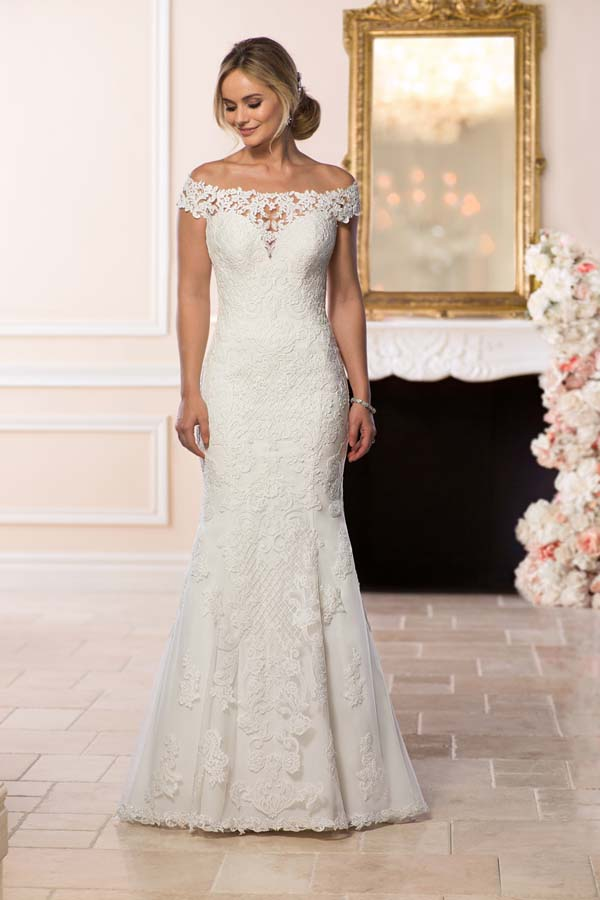 Stella York Wedding Dress Style 6639