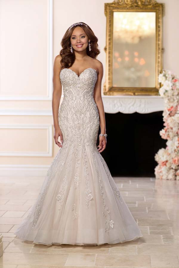 Stella York Wedding Dress Style 6654