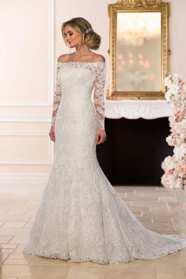 Stella York Wedding Dress Style 6662