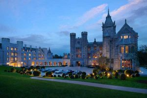 Adare Manor Entrance