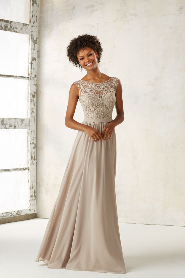 Mori Lee Bridesmaid 21522