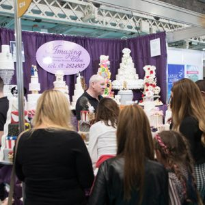 Bride of the Year Show Stands