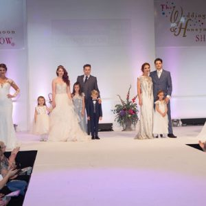Bride of the Year Show Catwalk