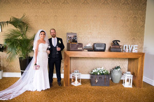 Real Wedding Tullamore Court Hotel - 631