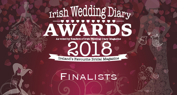 Irish Wedding Diary Awards Finalists
