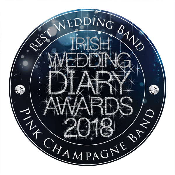 Pink Champagne Band - Best Wedding Band - Irish Wedding Diary Awards 2018