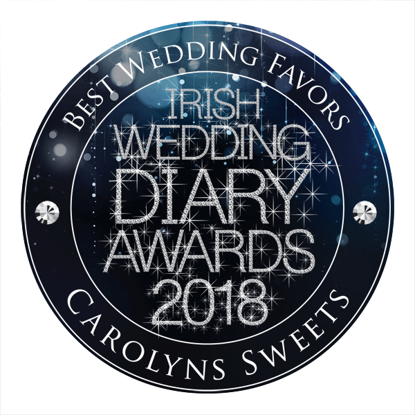 Carolyn's Sweets - Best Wedding Favors - Irish Wedding Diary Awards 2018