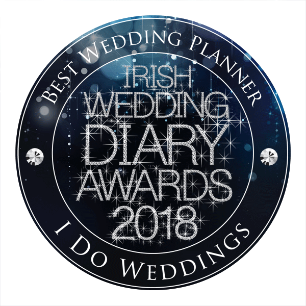 I Do Weddings - Best Wedding Plannerr - Irish Wedding Diary Awards 2018