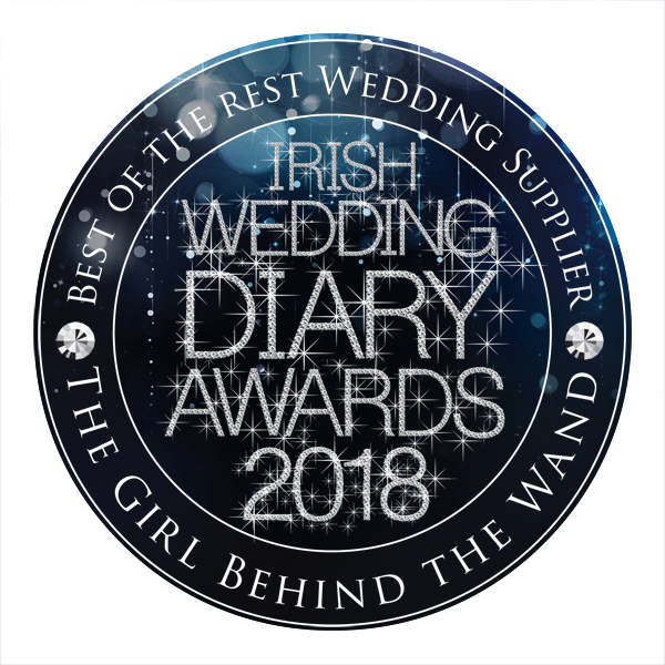 The Girl Behind the Wand - Best of the Rest Wedding Suppliers - Irish Wedding Diary Awards 2018