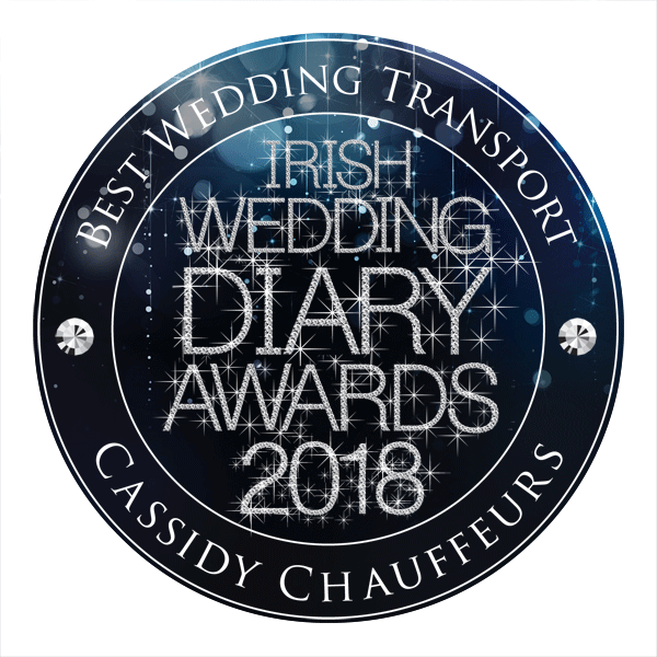 Casey Chauffeurs - Best Wedding Transport - Irish Wedding Diary Awards 2018