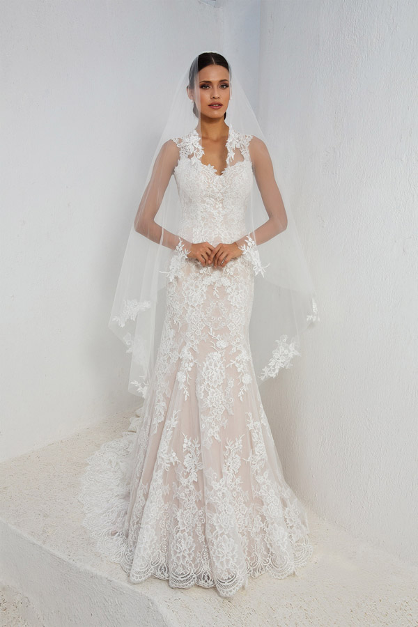 Justin Alexander Wedding Dress Style 88006 - Irish Wedding Diary
