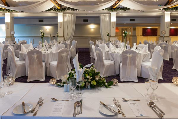 Springfield Hotel Wedding Venue