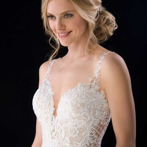 Martina Liana Wedding Dress - 1003