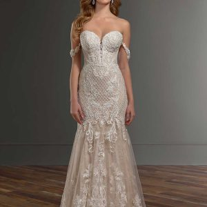 Martina Liana Wedding Dress - 949