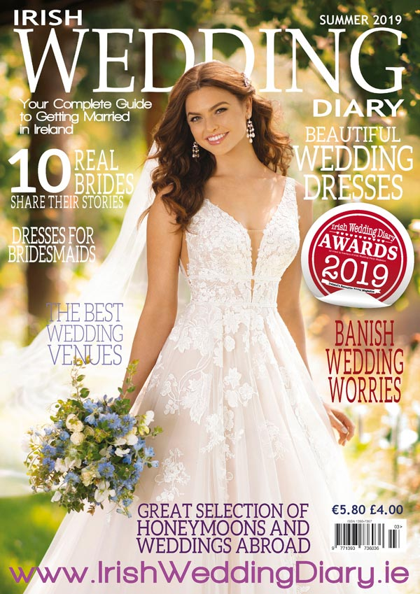 Irish Wedding Diary Summer 2019 Cover