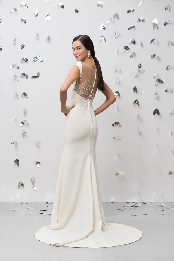 JA Signature Wedding Dress Style 99000_FB