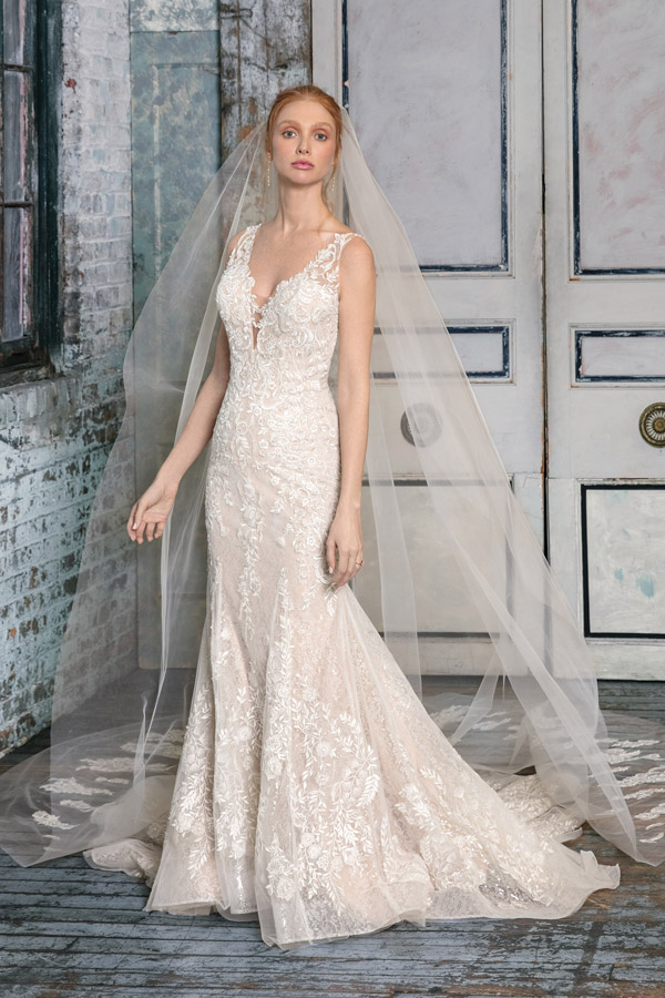 JA Signature Wedding Dress 99006