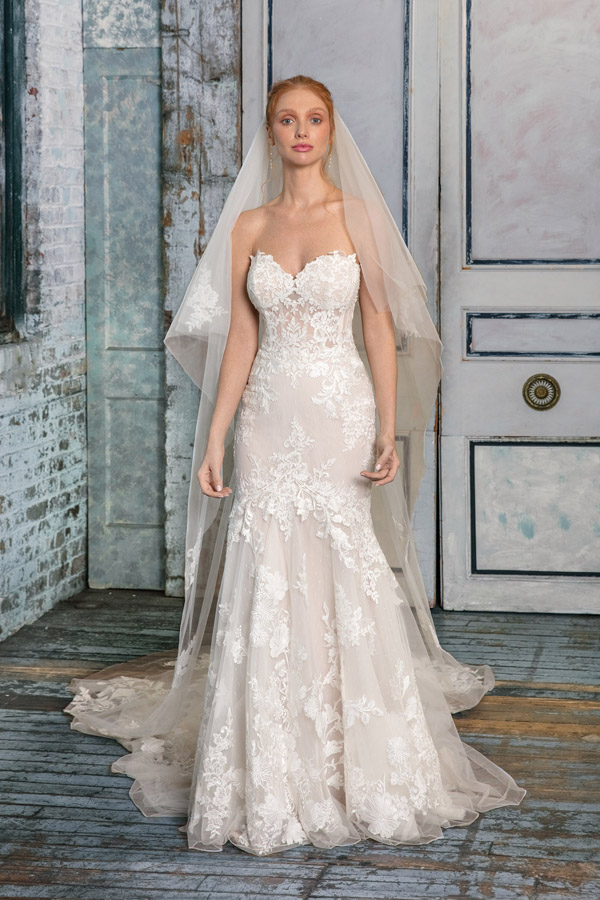 JA Signature Wedding Dress 99007