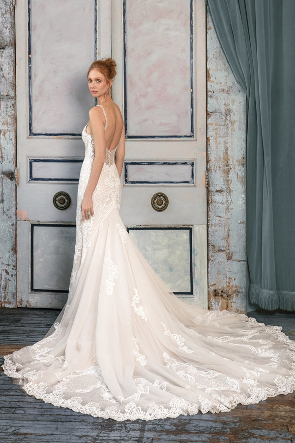 JA Signature Wedding Dress 99008
