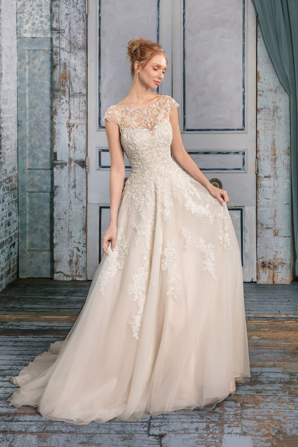 JA Signature Wedding Dress 99009